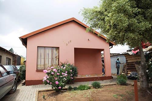 Tembisa-house